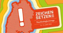 Nachhaltigkeitstage 2014