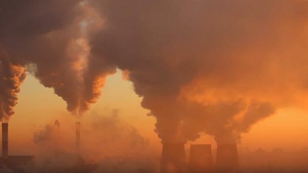 Der Film zeigt, wie sich das Klima in der Zukunft entwickeln könnte. 2. Teil.
